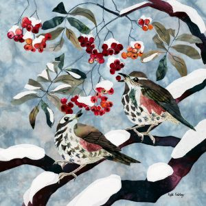 Autumn and Winter cards