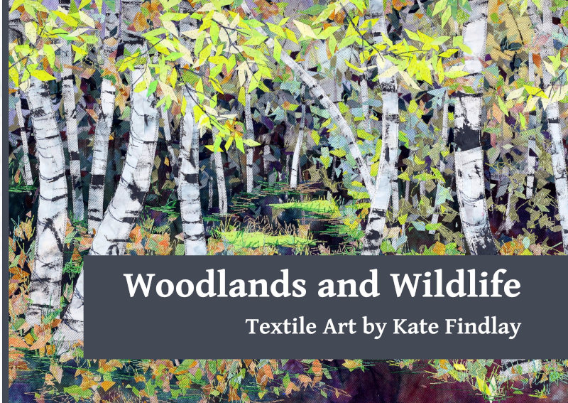 Front cover of Woodlands book